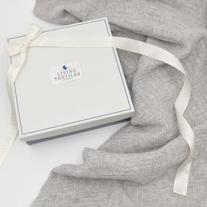 Living Textiles Merino Wool Blanket - assorted colours