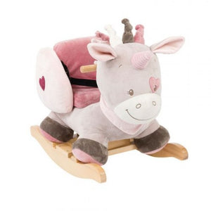 Nattou Rocker Jade the Unicorn - CLICK & COLLECT ONLY