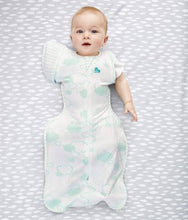 Load image into Gallery viewer, SWADDLE UP™ TRANSITION BAG Organic 1.0 TOG Mint - www.bebebits.com.au