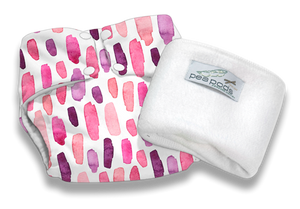 Pea Pods Reusable Nappies - assorted colours | prints