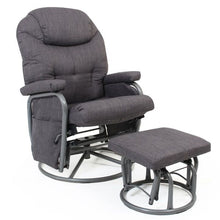 Load image into Gallery viewer, Valcobaby Seville Glider & Ottoman - CLICK & COLLECT ONLY