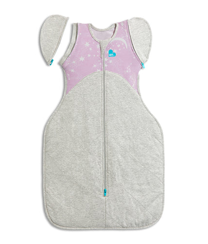Love To Dream SWADDLE UP™ TRANSITION BAG (50/50) WARM 2.5 TOG - www.bebebits.com.au