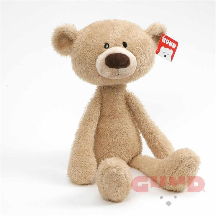 Toothpick Teddy Bear by Gund - Beige - www.bebebits.com.au