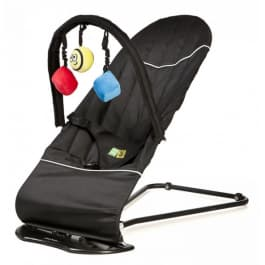 VeeBee Baby Minder - Brilliant Black - CLICK & COLLECT ONLY