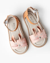 Load image into Gallery viewer, Walnut Melbourne Bunny Sandal Pink Combo - www.bebebits.com.au