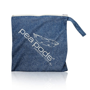 Pea Pods Wet Bag - Travel size