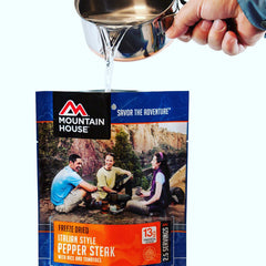 Mountain House Dry Food