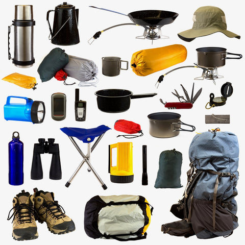 Backpacking Items