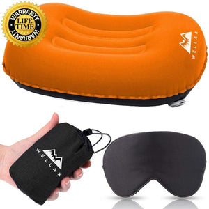 WellaX Ultralight Camping Backpacking Pillow