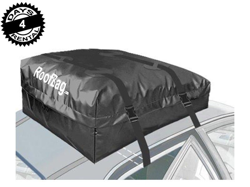 Car Top Waterproof RoofBag Cargo Carrier