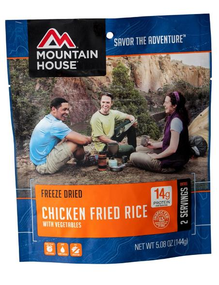 Mountain House Chicken Fried Rice - 2 Servings