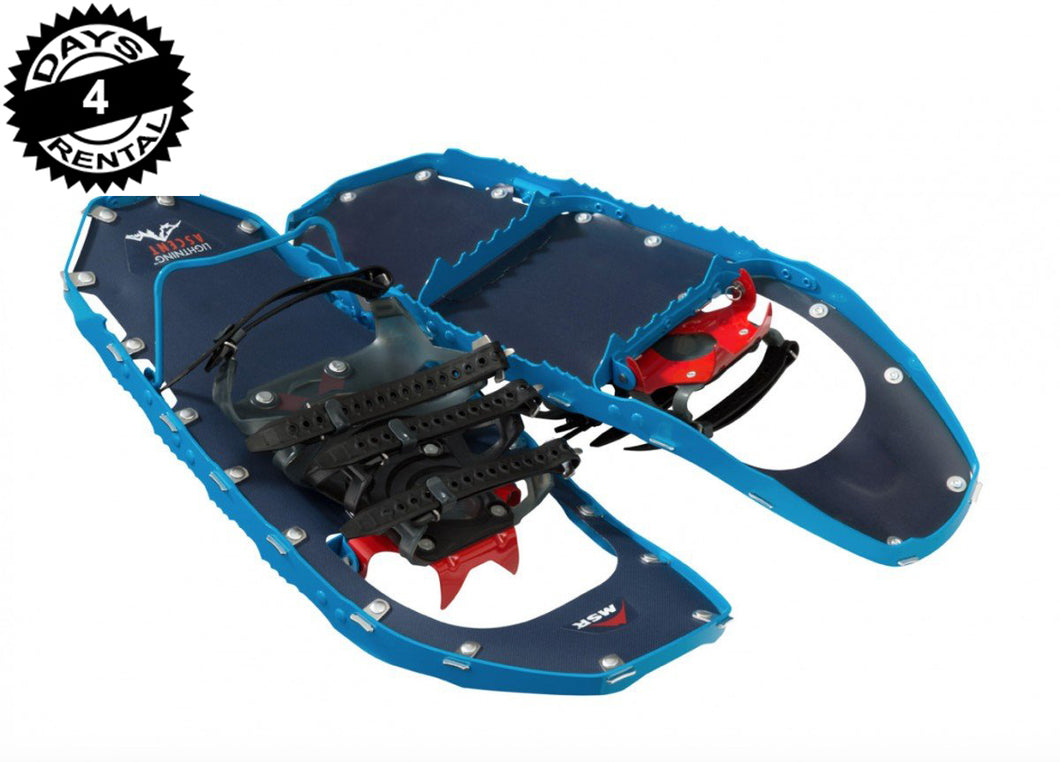 MSR Lightning Ascent Snowshoes 25 inch