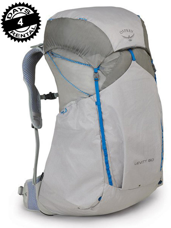 Osprey Levity 60 Pack - Men's Ultralight Medium