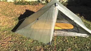 Zpacks Duplex Ultralight 2 Person 19oz Tent