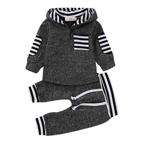 Eden-  Causal Jogger Set - Terrible Twos Boutique