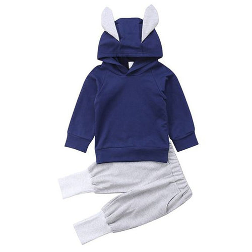 Dallas- Pullover Jogger Set - Terrible Twos Boutique