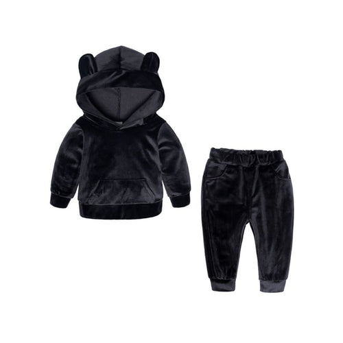 Tatum- Pullover Jogger Set - Terrible Twos Boutique