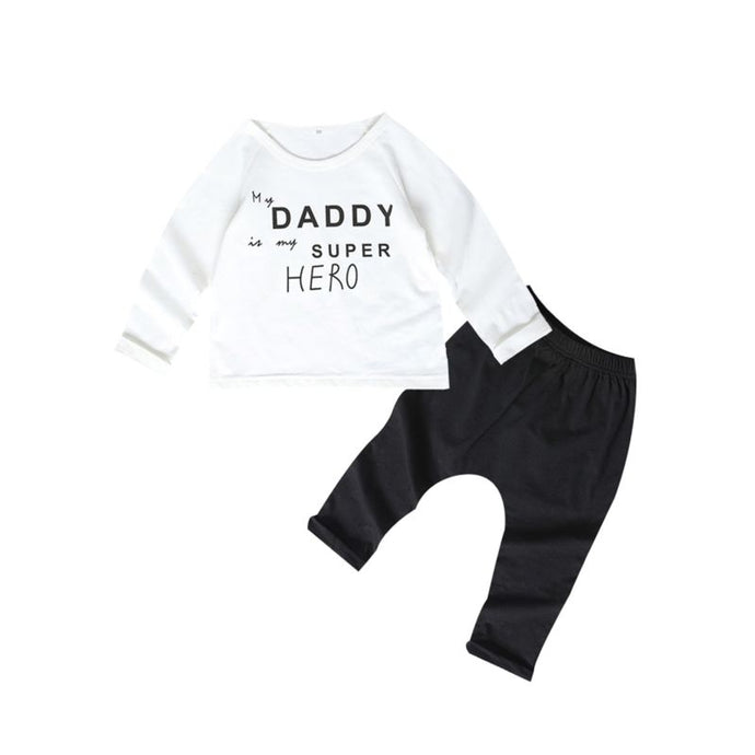 Marley- Causal Graphic Long Sleeve - Terrible Twos Boutique