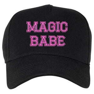 Magic Babe Handmade Quality Unisex Cap.