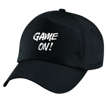 Load image into Gallery viewer, Game on QuaIity Handmade Unisex Cap.