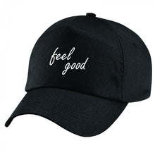 Load image into Gallery viewer, Feel Good QuaIity Handmade Unisex Cap.