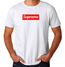 Load image into Gallery viewer, Supreme Unisex Handmade Quality T shirt.