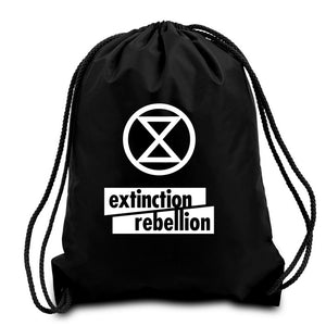 Extinction Rebellion OuaIity Handmade Bag.