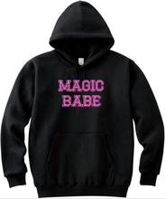 Load image into Gallery viewer, Magic Babe Unisex Handmade Quality Hoodie.