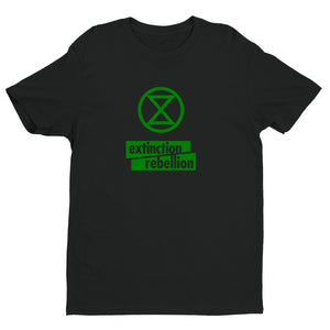 Extinction Rebellion Unisex Handmade Quality T-Shirt.