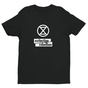 Extinction Rebellion Unisex Quality Handmade T-Shirt.