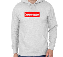 Load image into Gallery viewer, Arabic Supreme Unisex Handmade Quality Hoodie.