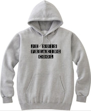 Load image into Gallery viewer, Je Suis Freaking Cold Unisex Handmade Quality Hoodie.