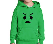 Load image into Gallery viewer, Emoj Kids Unisex Handmade Hoodie Of Quality Material.
