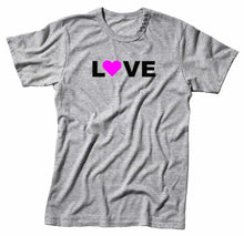 Load image into Gallery viewer, Love Unisex Quality T-Shirt Perfect Gift Item.