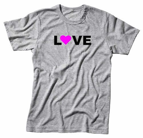 Love Unisex Quality T-Shirt Perfect Gift Item.