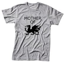 Load image into Gallery viewer, Mother Of Dragon Unisex Quality Handmade T- Shirt.