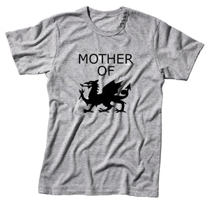Mother Of Dragon Unisex Quality Handmade T- Shirt.