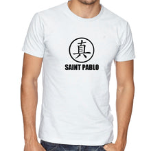 Load image into Gallery viewer, Saint Pablo Unisex Handmade Quality T-Shirt.