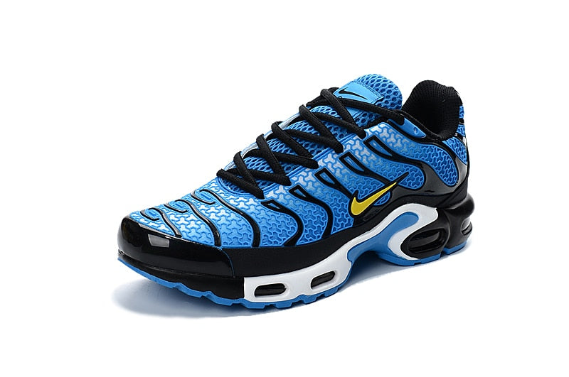 promo code db090 16b3a New Arrival Official NIKE AIR MAX TN Men's Breathable Running shoes Sports  Sneakers platform KPU material Tennis shoes 40-46
