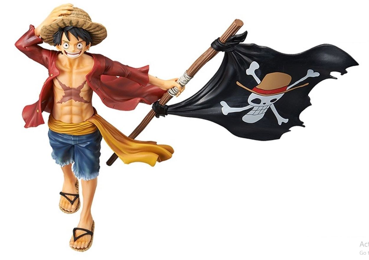 Monkey D Luffy Figure