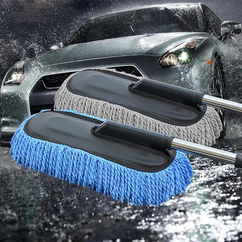 Long Handle Car Wash Brush