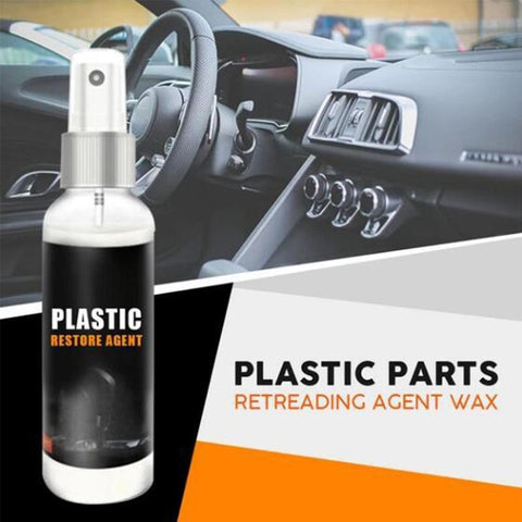 Plastic Parts Retreading Car Cleaner