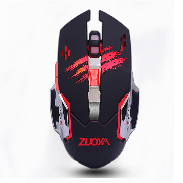 ZUOYA MMR4 3200 DPI Wired Gaming Mouse