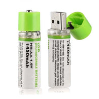 Nimh AA Rechargeable Battery - Shop For Gamers