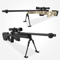 AWM Sniper Rifle Assemble Metal Action Figure | Shop For Gamers - Shop For Gamers