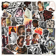 The Last of Us Stickers - Shop For Gamers