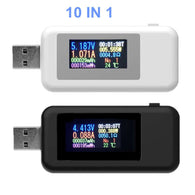 10 IN 1 USB Tester - Shop For Gamers