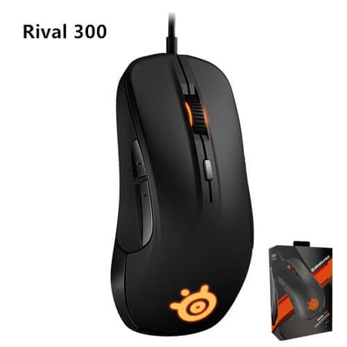 Steelseries RIVAL300 Wired Gaming Mouse - Shop For Gamers
