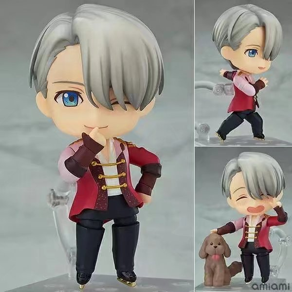 Victor Nikiforov Anime Cartoon Action Figure - Shop For Gamers