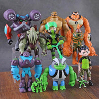 Ben 10 & Monsters Action Figures - Shop For Gamers